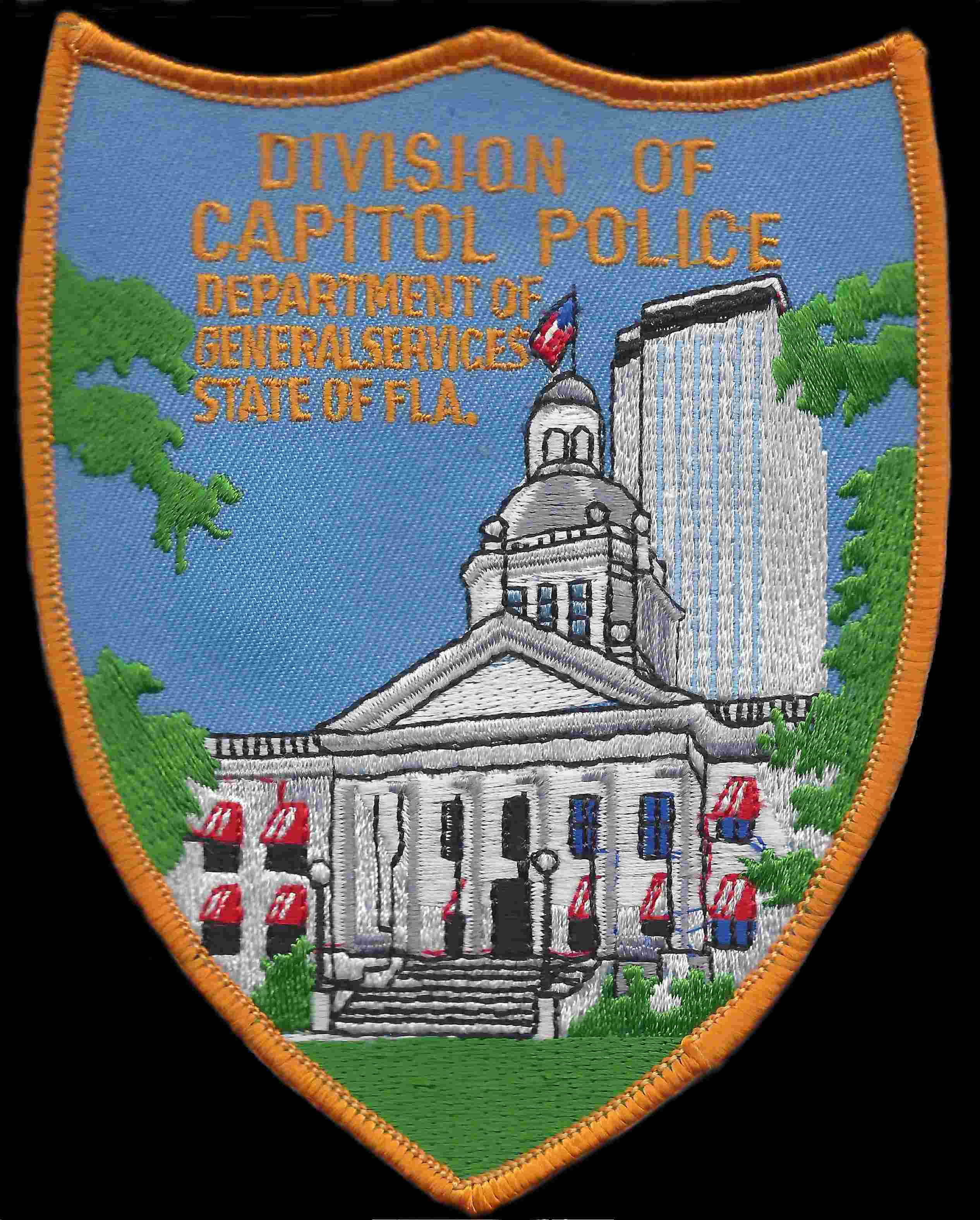 Capitol Police (DGS)