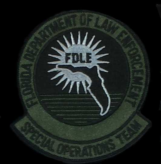 FDLE SOT Patch - Version 2